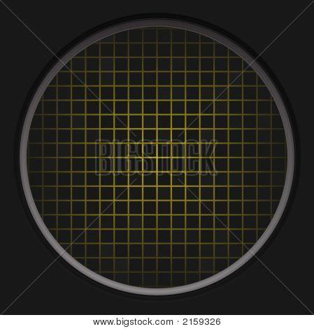 Yellow Radar Grid