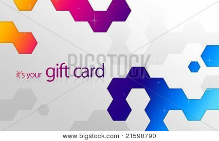 Rainbow Elements Gift Card