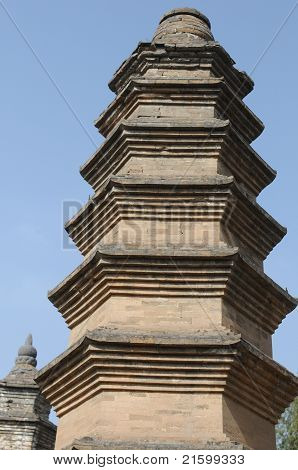 Shaolin tower