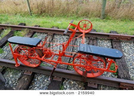 Railroad Velocipede