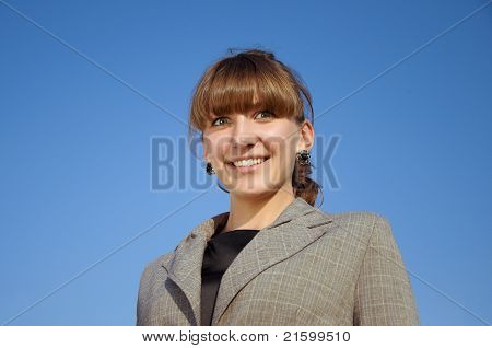 Portrait Businesswoman