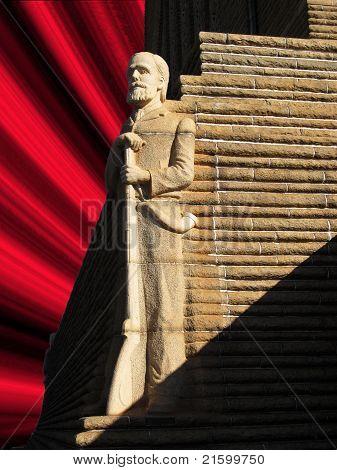 Voortrekker Monument Boer General