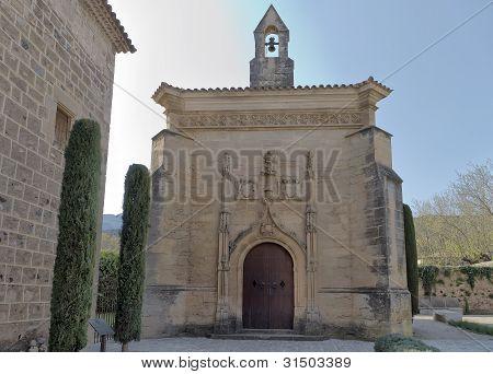 Monastery Of Santa Maria De Poblet