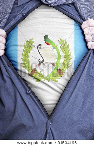 Guatemalan Businessman