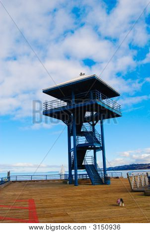 Port Townsend Oservation Tower
