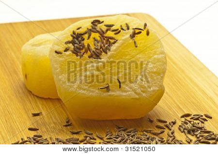 Cheese With Caraway