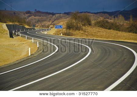 Detour road