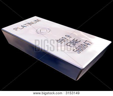 Bar Of Platinum