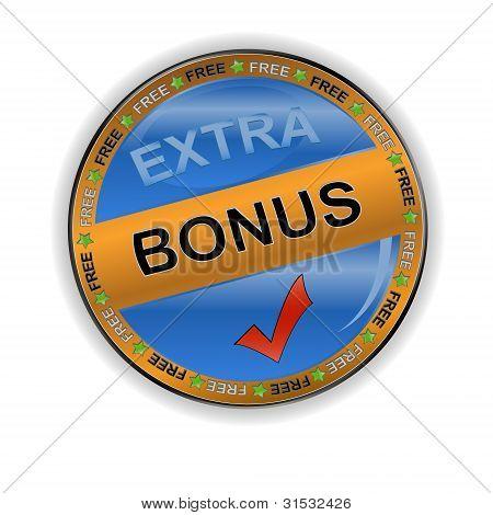 Gold bonus icon