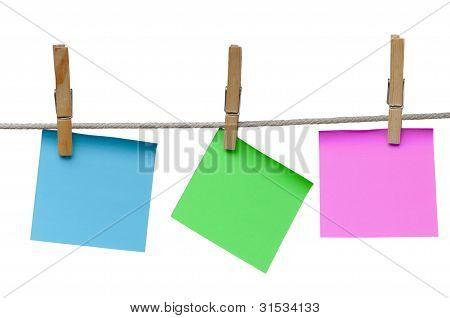 Hinweis-Papiere