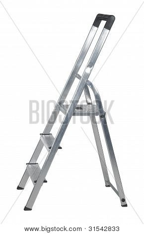 Small Metallic Ladder
