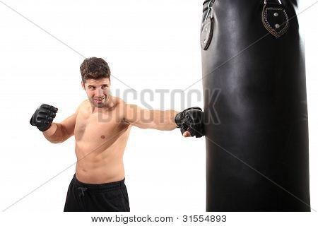 Entrenamiento del boxeador