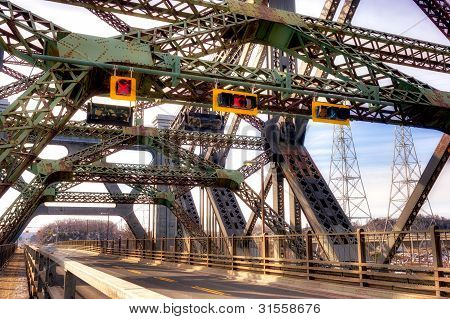 Cantilever Bridge View