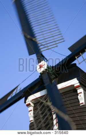 Dutch Windmill 16