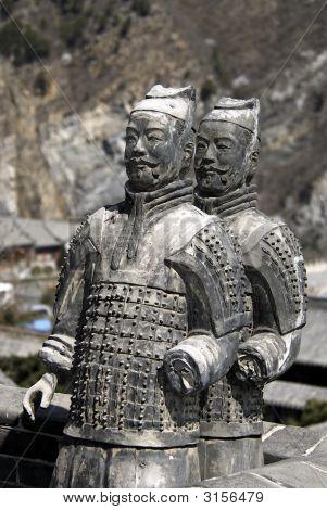 Terracotta Wars