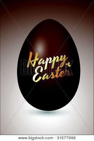 Chocolaty Easter Egg