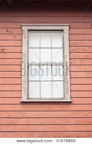 Building Window Front