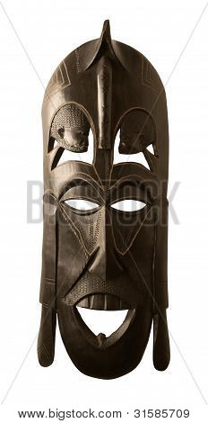 Big African Mask