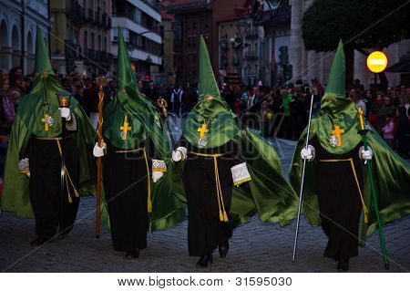 Valladolid Good Friday, April 6, 2012