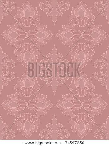 Pattern In Pink Tones
