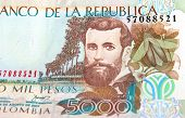 Colombian note