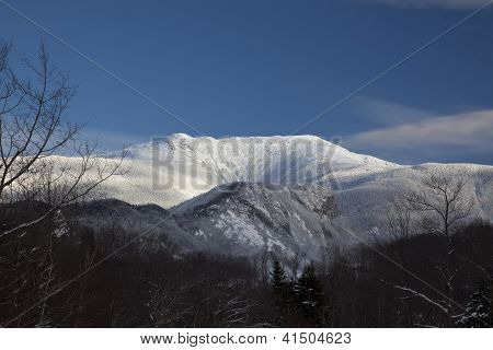 Mt. Lafayette On A Clear Day