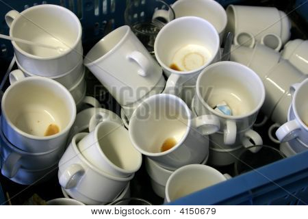 Dirty Cups