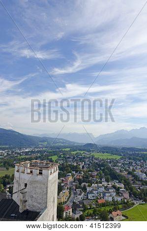 Alps Panarama