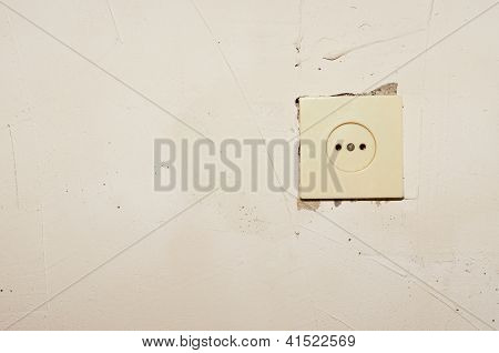Socket In The Wall