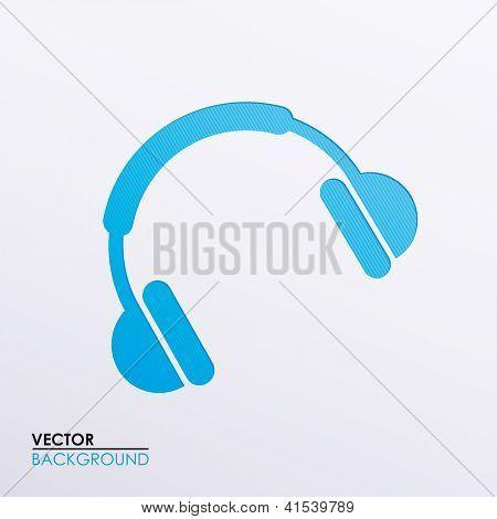 Vector symbolic representation headphones