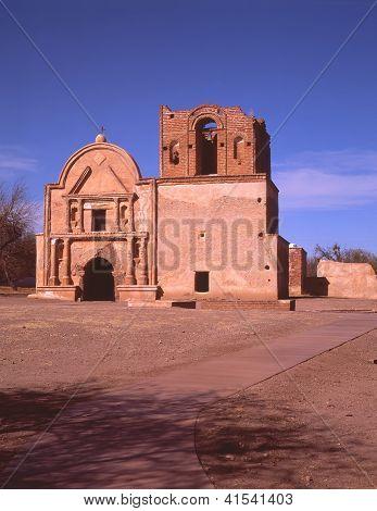 Tumacacori Mission Ruins