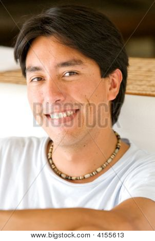 Casual Male Portrait
