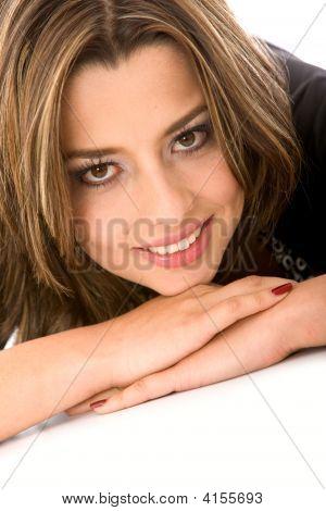 Casual Woman Portrait