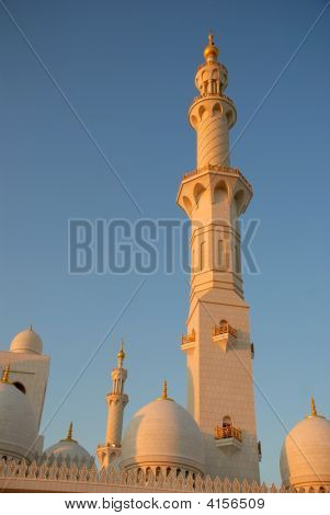 Mosque Monarch
