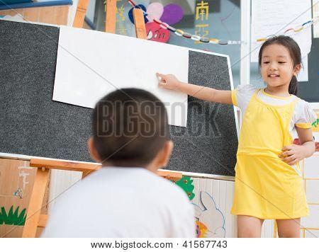 Como um professor