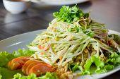 Spicy Crispy Catfish Salad poster