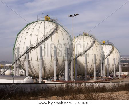 Gas Tanks