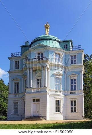 Tea House Belvedere, Berlin