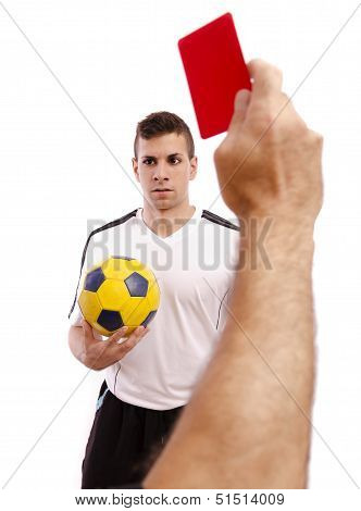 Red Card!