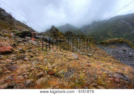 Glacier Landscap