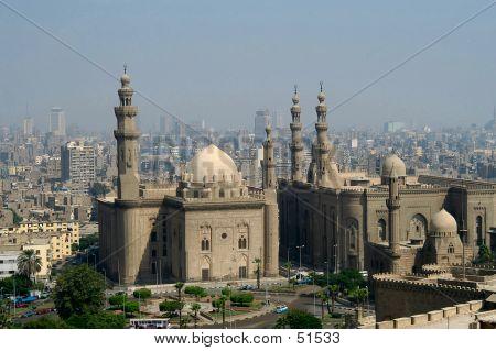 Cairo's Citadelle