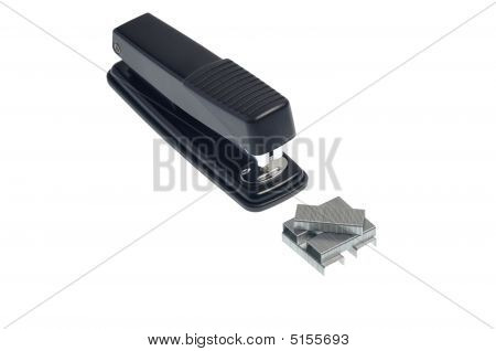 Stapler And Staples