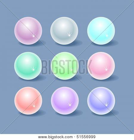 Buttons balls