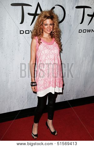 NEW YORK-SEP 28: Actress Miri Ben-Ari attends the grand opening of TAO Downtown at the Maritime Hotel on September 28, 2013 in New York City.