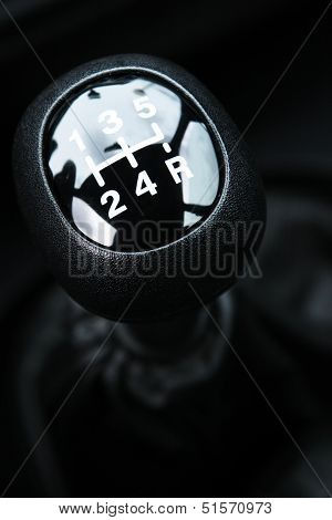 Manual Shift Stick