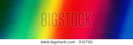 Ein Spektrum der Farbe