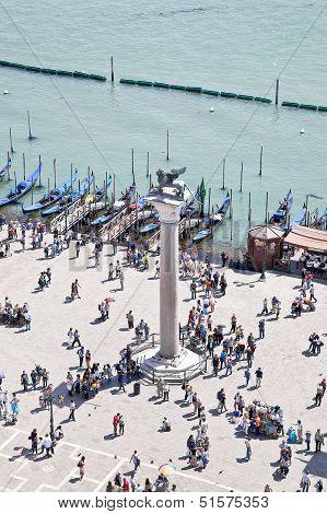 Column Of Saint Mark
