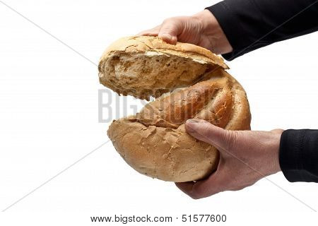Communion - Breaking Bread