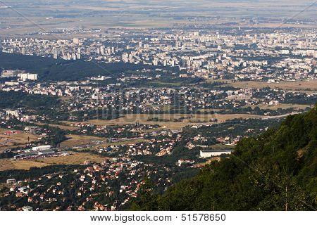 Sofia City - Capital Of Bulgaria