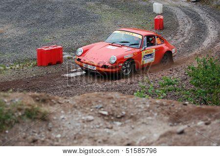 RSAC Porsche